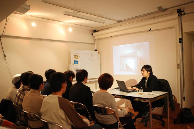 第12回お勉強セミナー 井上聡さん セミナー全景