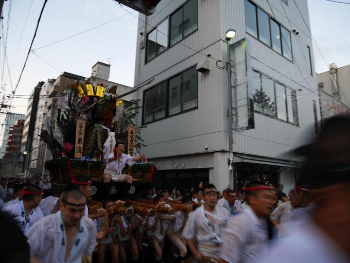視点採集「博多祇園山笠/追い山」編