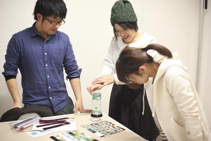 エフ・ディ デザイン塾写真プリントワークショップ