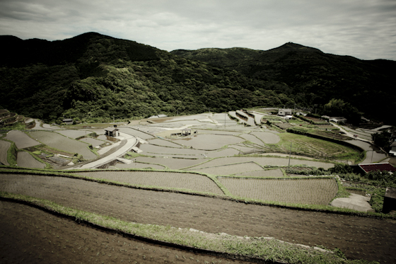 クリエイティブツアー〜建築家・イノウエサトルが見てみたい風景〜「大中尾棚田」