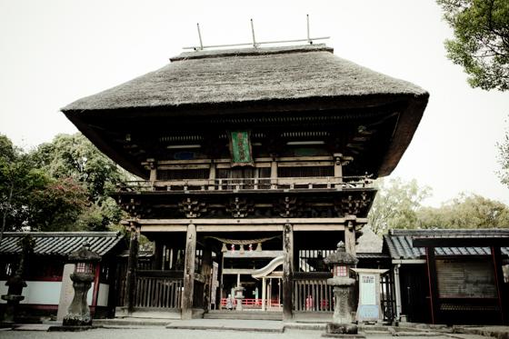 肥薩レトログラフィ「青井阿蘇神社」