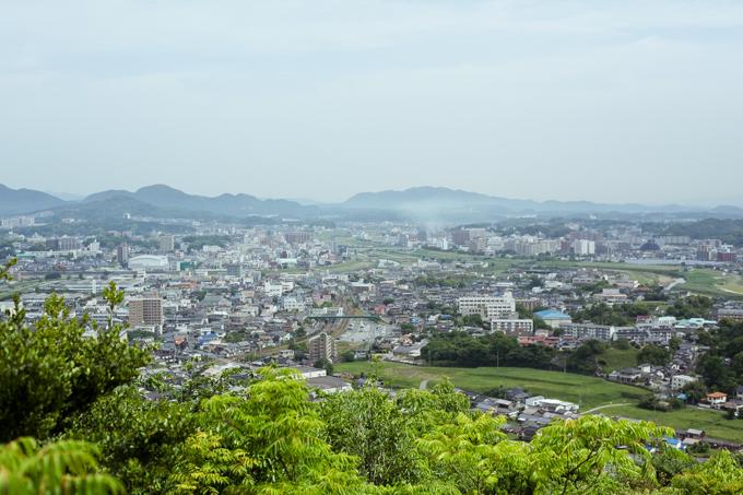 筑豊レトログラフィ/ボタ山