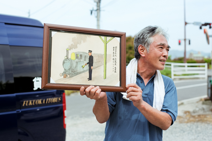 筑豊レトログラフィ/山本作兵衛さんの炭坑画
