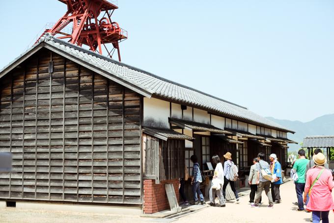 筑豊レトログラフィ/田川市石炭・歴史博物館