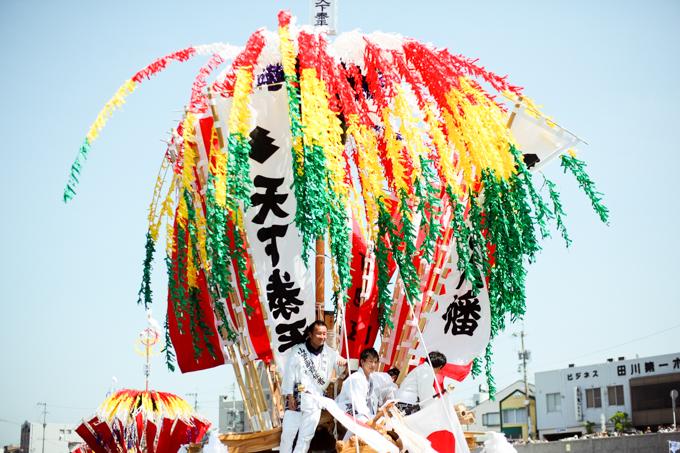 筑豊レトログラフィ/川渡り神幸祭
