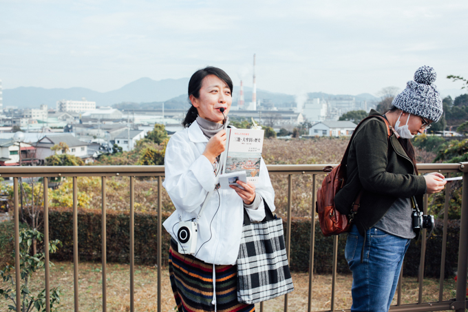 Report モニターツアー「生業のある風景」大牟田・南関編