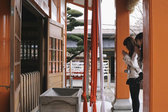 西新Column:紅葉八幡宮
