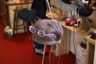 帽子作家=原恭子さん