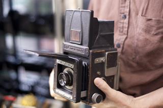 フィルムカメラ修理店=ひさなが光機